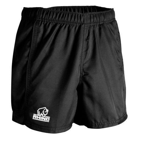 Rhino Adult Auckland Shorts - Black