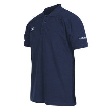 Gilbert Rugby Polo Shirt - Navy