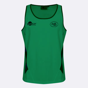 Rugby Box X Samurai - Rugby Vest Top - Green