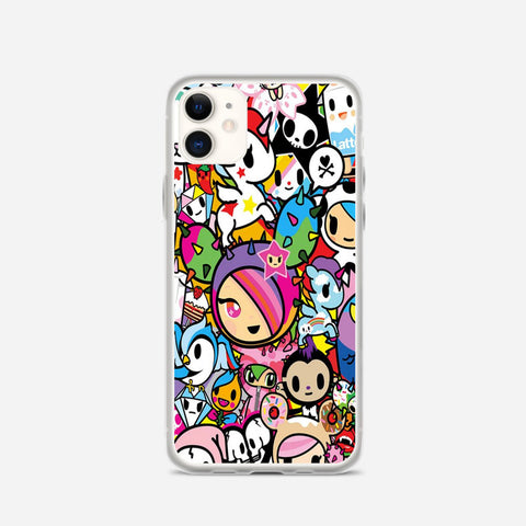 Tokidoki Crazybell iPhone 11 Case