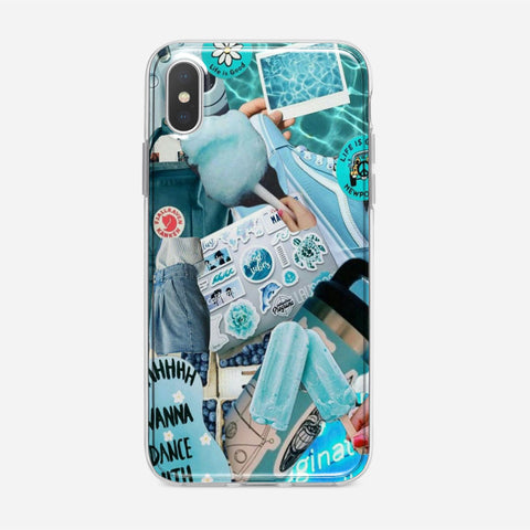 Blue Activities iPhone XS Max Case