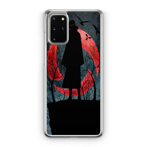 Uchiha Itachi The Fallen Naruto Samsung Galaxy S20 Plus Case