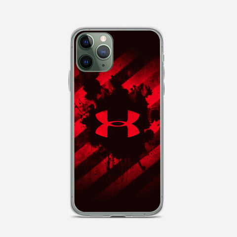 Under Armour Red Art iPhone 11 Pro Max Case