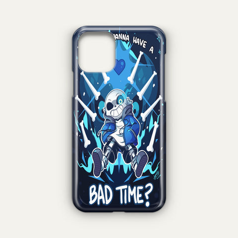 Undertale Sans Have a Bad Time Google Pixel 4 XL Case