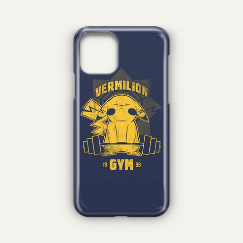 Vermilion Gym Google Pixel 4 XL Case