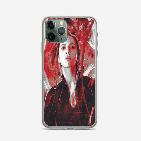 Black Widow iPhone 11 Pro Max Case