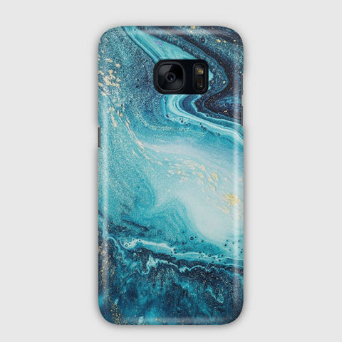 Blue Marble Samsung Galaxy S7 Case