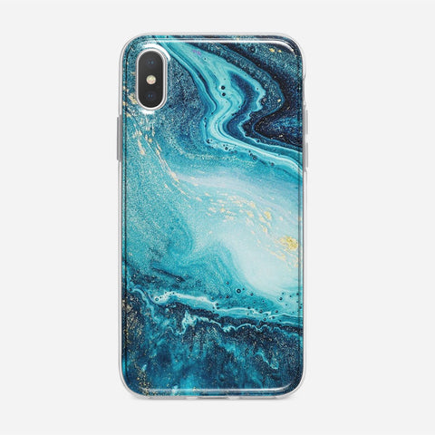 Blue Marble iPhone XS Case