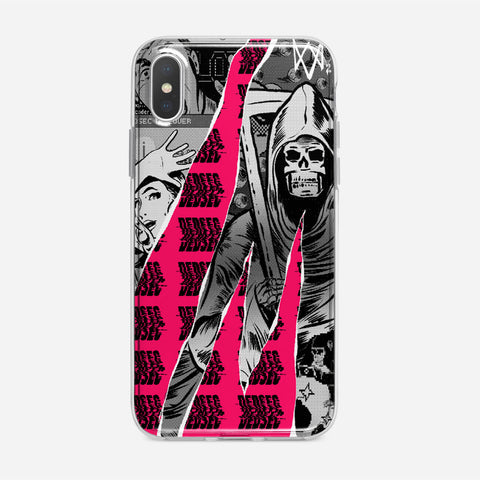 Watch Dogs iPhone XS Case