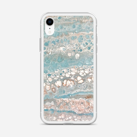 Abstract Art Painting iPhone XR Case
