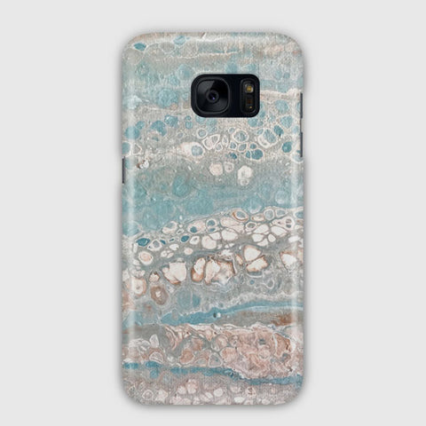 Abstract Art Painting Samsung Galaxy S7 Edge Case