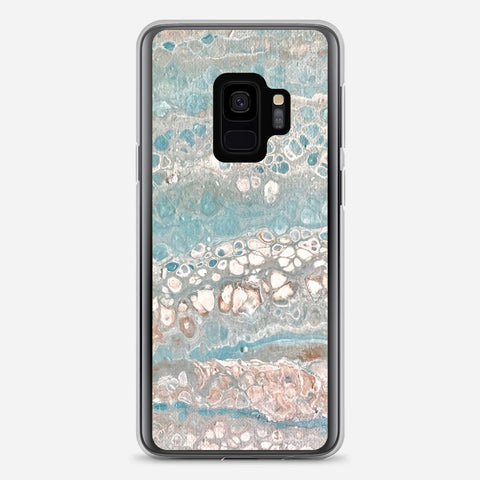 Abstract Art Painting Samsung Galaxy S9 Case