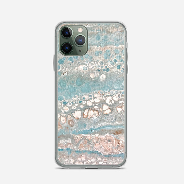 Abstract Art Painting iPhone X Case