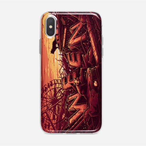 WeRe All Mad Here iPhone XS Case
