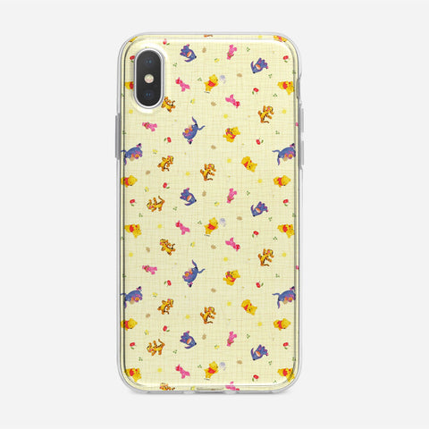 Winnie The Pooh iPhone XS Case