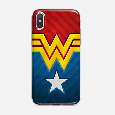 Wonder Woman Artwork iPhone XS Max Case