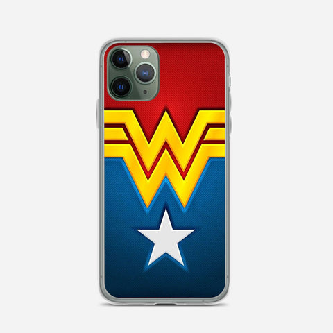 Wonder Woman Artwork iPhone 11 Pro Case