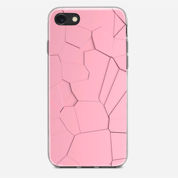 Blushing Baby Pink iPhone X Case