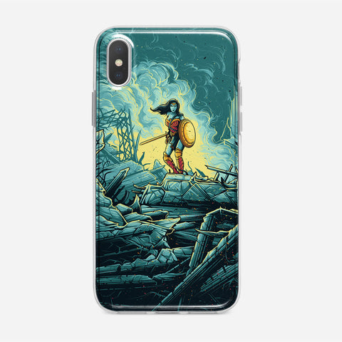 Wonder Woman Gal Gadot iPhone XS Max Case