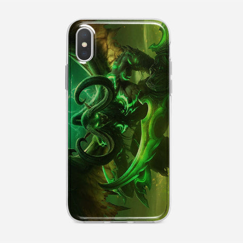World Of Warcraft Legion iPhone XS Max Case