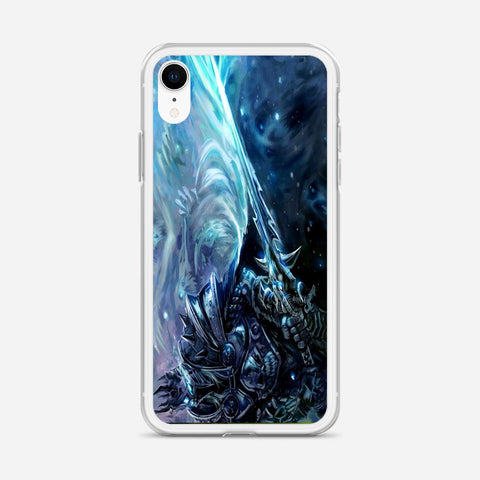 World Of Warcraft Lich King iPhone XR Case