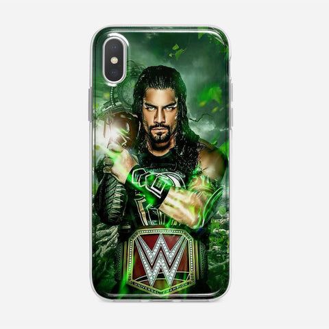 WWE Roman Reigns iPhone XS Max Case