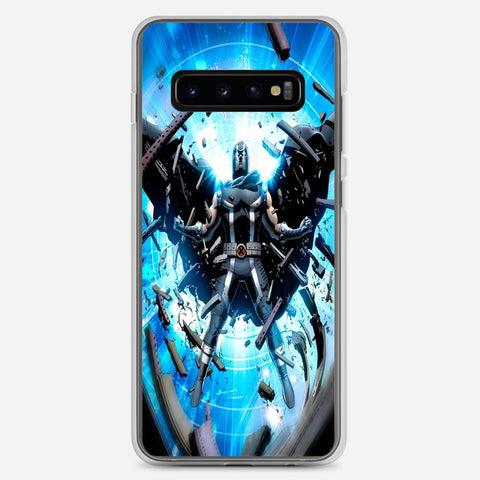 X Men Magneto Magnetism Samsung Galaxy S10 Plus Case