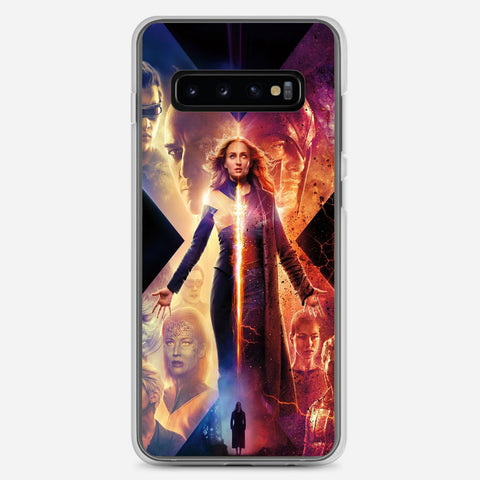 X men Dark Phoenix Poster Samsung Galaxy S10 Plus Case