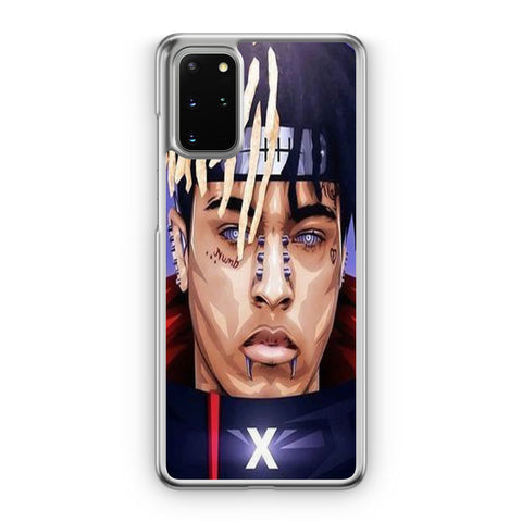 XXXTENTACION Pain Naruto Samsung Galaxy S20 Plus Case