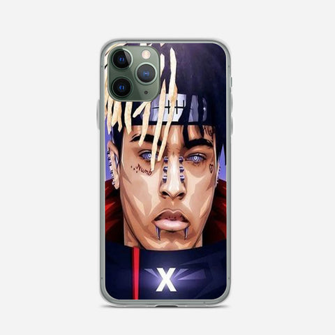 XXXTENTACION Pain Naruto iPhone 11 Pro Case