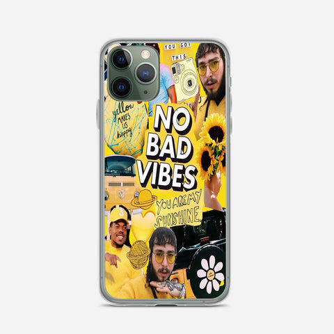 Yellow Post Malone iPhone 11 Pro Case