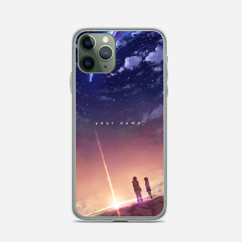 Your Name Anime iPhone 11 Pro Max Case