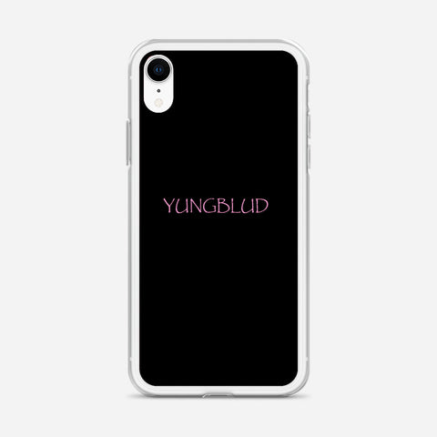 Yungblud 21st Century Liability iPhone XR Case