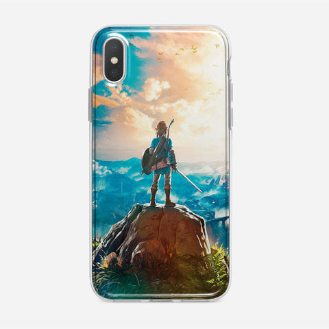 Zelda Breath Of The Wild iPhone XS Max Case