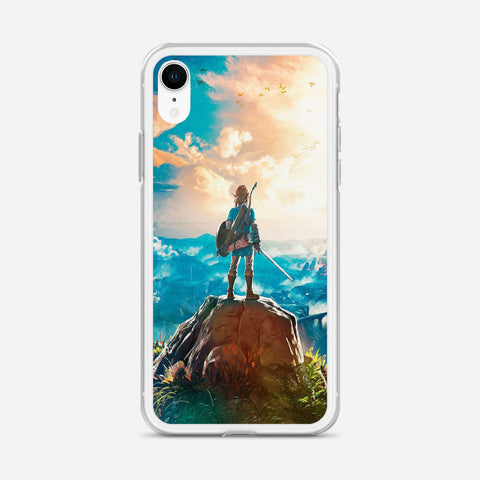 Zelda Breath Of The Wild iPhone XR Case