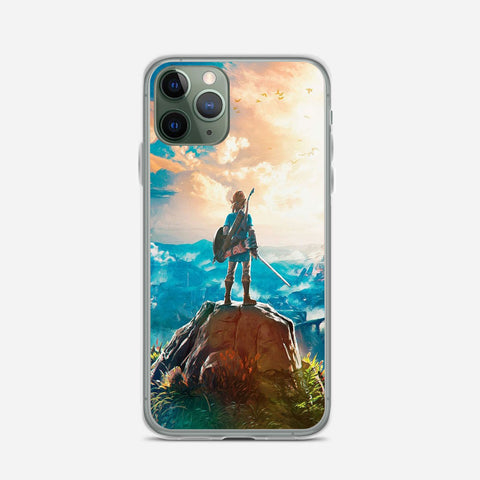 Zelda Breath Of The Wild iPhone 11 Pro Max Case