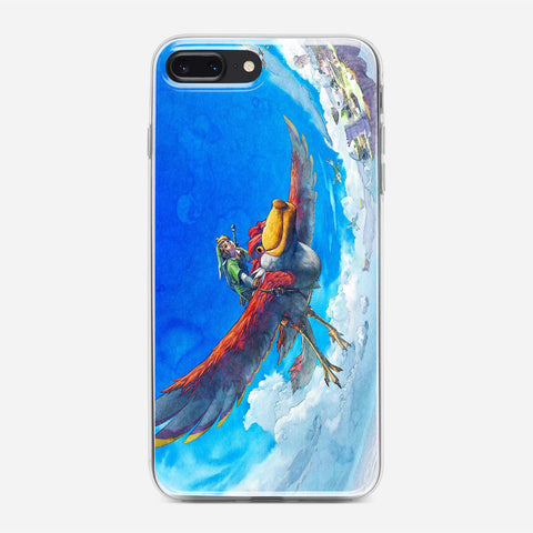 Zelda Skyward Sword iPhone 8 Plus Case