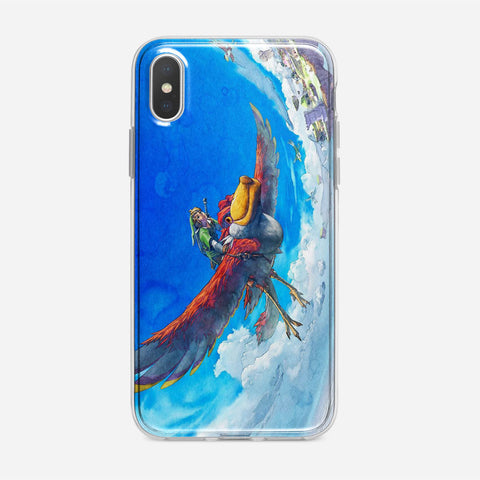 Zelda Skyward Sword iPhone XS Max Case