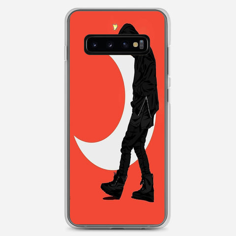 Boy Illustration Samsung Galaxy S10 Plus Case