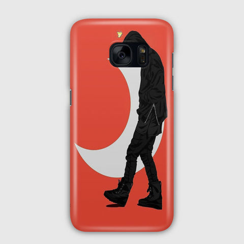 Boy Illustration Samsung Galaxy S7 Case