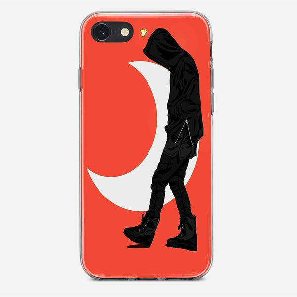 Boy Illustration iPhone X Case