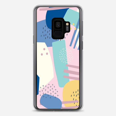 Abstract Artwork Samsung Galaxy S9 Case