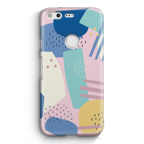 Abstract Artwork Google Pixel Case