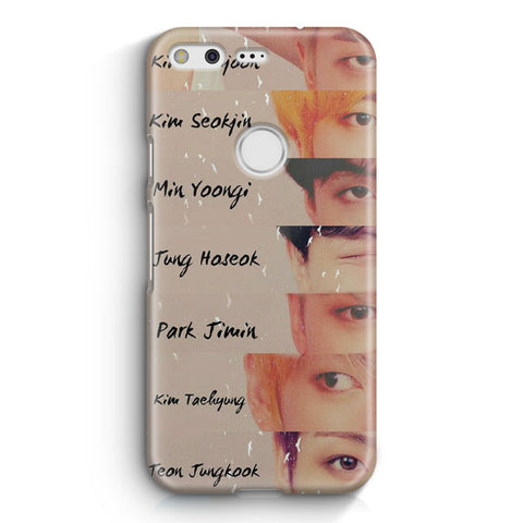 BTS Answer Album Google Pixel XL Case