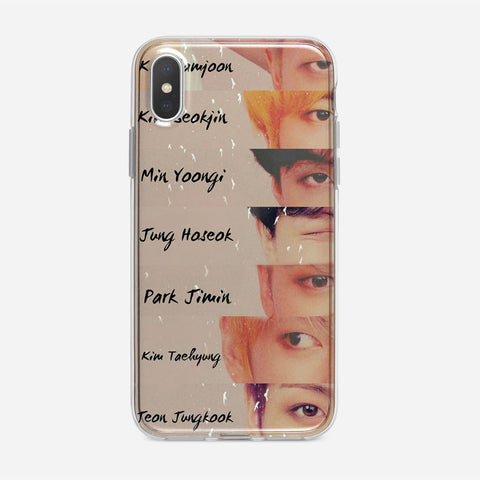 BTS Answer Album iPhone XS Max Case