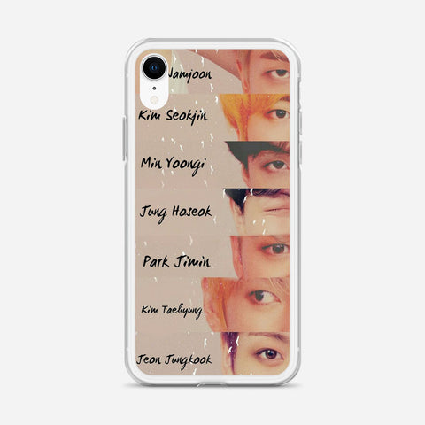 BTS Answer Album iPhone XR Case