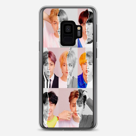 BTS Answer Photo Album Samsung Galaxy S9 Case