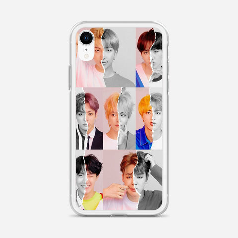 BTS Answer Photo Album iPhone XR Case