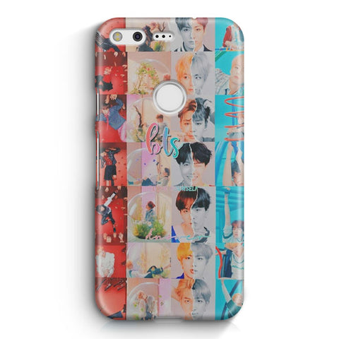 BTS Answer Photopack Google Pixel Case
