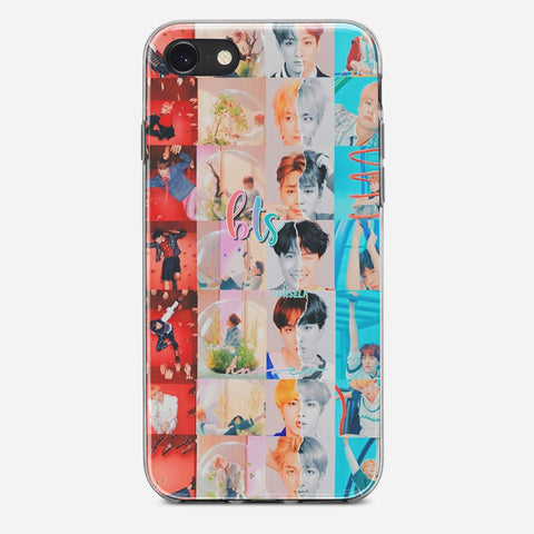 BTS Answer Photopack iPhone 8 Case